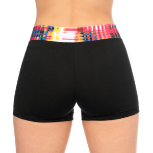 Culotte courte Abstract